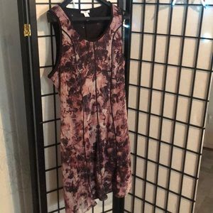 Bar ||| lace flower dress size XL